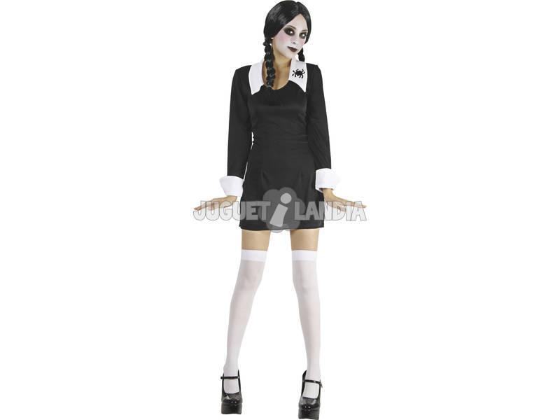 Disfraz Colegiala Gotica Mujer Talla XL