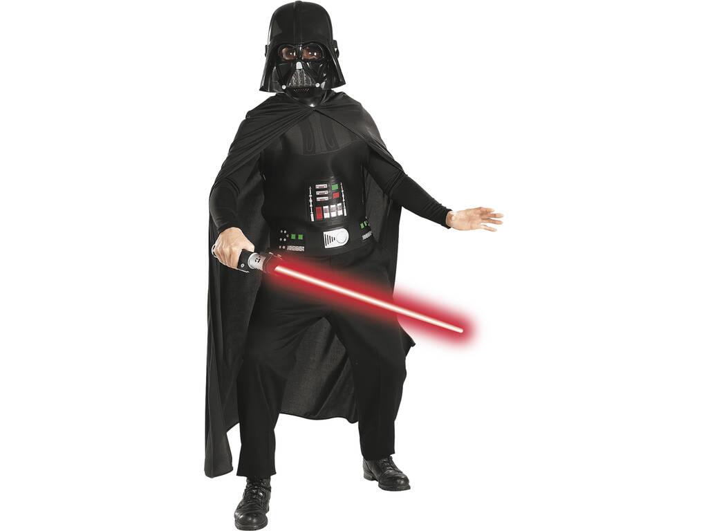 Disfraz niño Darth Vader con espada T-M Rubies 41020-M