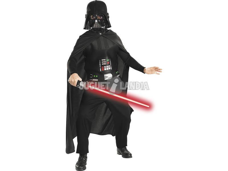 Fantasia Menino Darth Vader com Espada T - L Rubies 41020