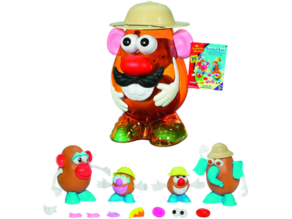 Mr Potato Safari HASBRO 20335186