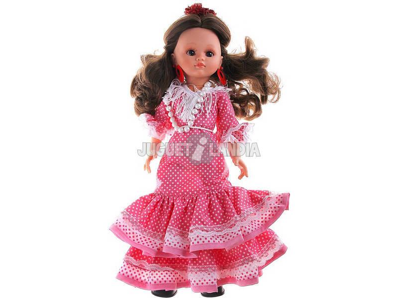 Fanny Flamenca con Vestido de Volantes