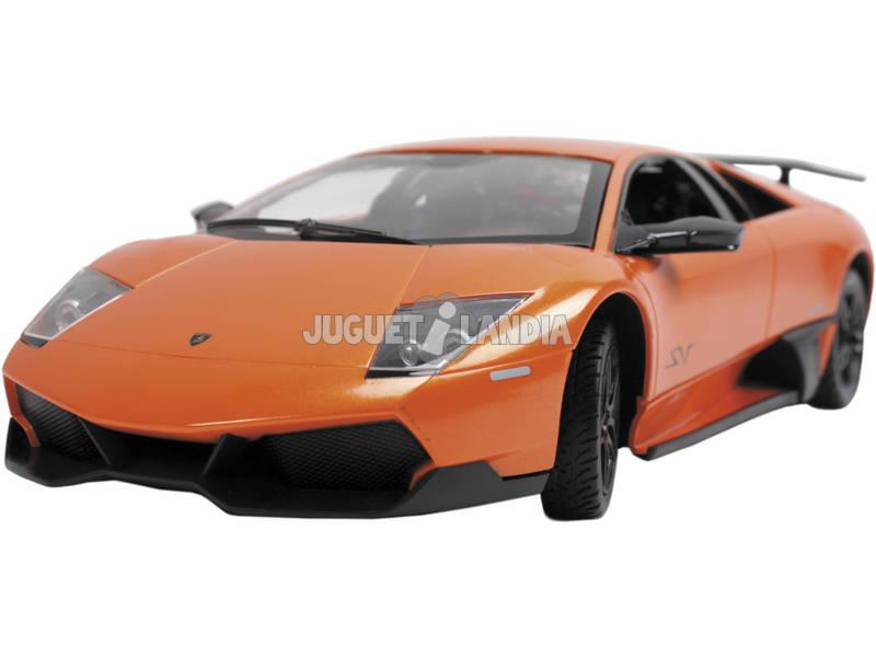 Radio contrôle 1:14 Lamborghini chauvesouris 670-SV