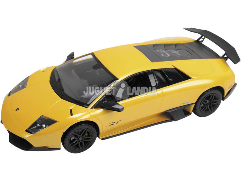 acheter radio contr le 1 14 lamborghini chauvesouris 670 sv juguetilandia. Black Bedroom Furniture Sets. Home Design Ideas