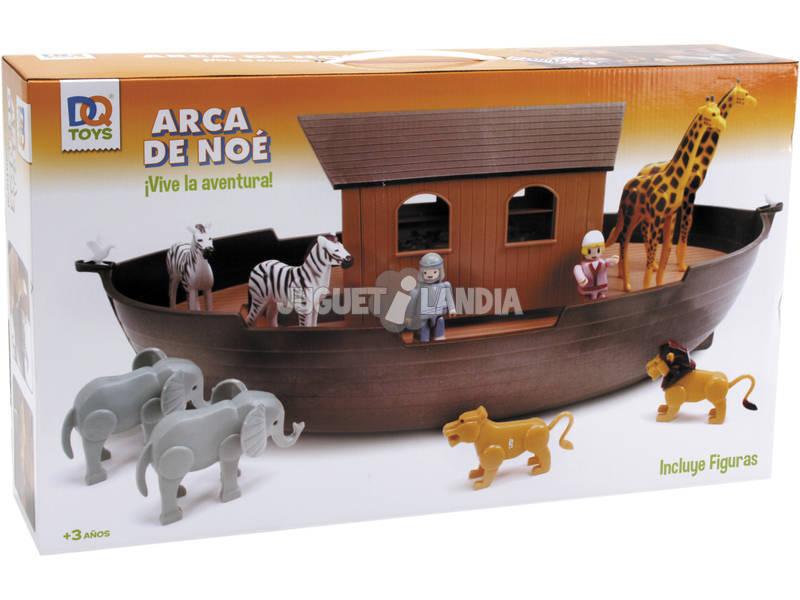 Arche de Noé avec figurines