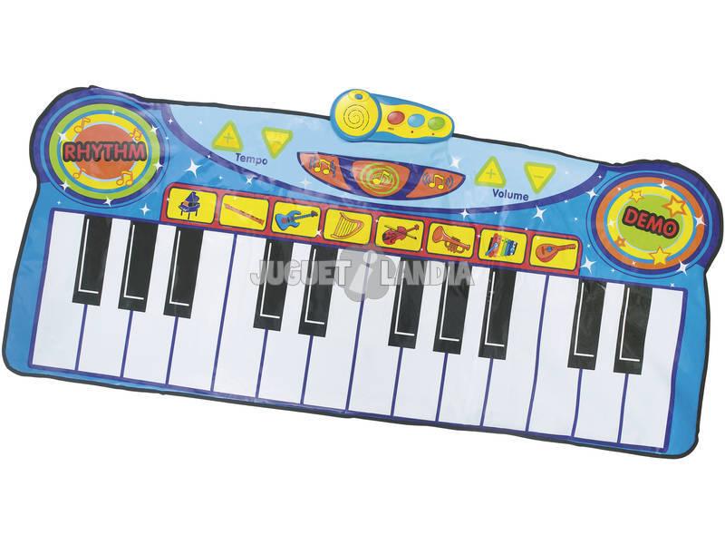 MANTA PIANO GIGANTE