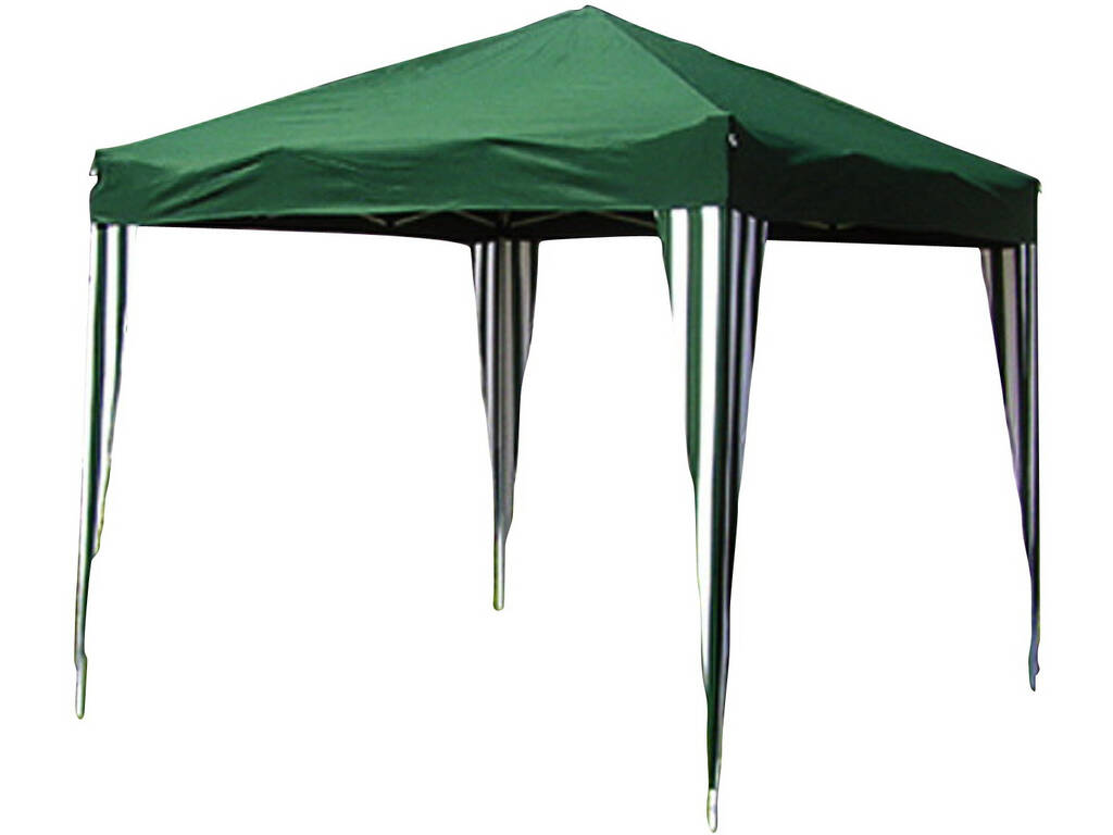 Gazebo 3x3 metros Plegable