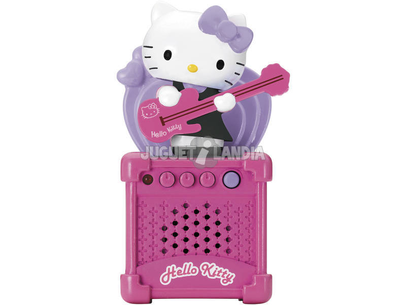 HELLO KITTY MINI ALTAVOZ ANIMADO