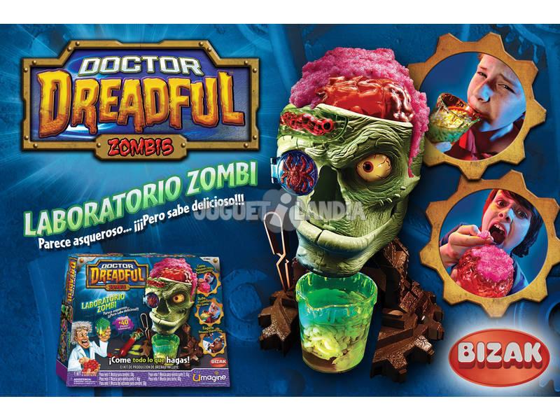 DR. Dreadful laboratorio zombi