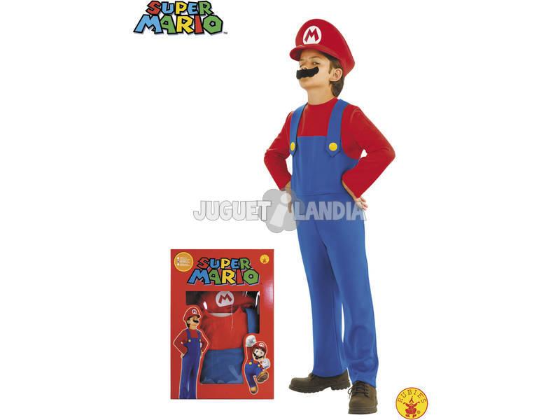 Disfraz niño Mario T-S