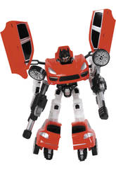 imagen Robot Transformable Force Warrior