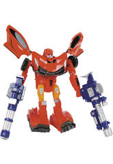 imagen Robot Transformable Transformation Warrior