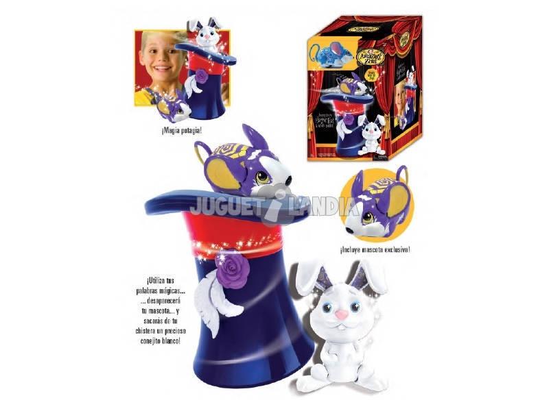 Amazing Zhu´s Set Sombrero y Mascota Mágicos