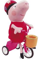 Peppa Pig et son Vélo