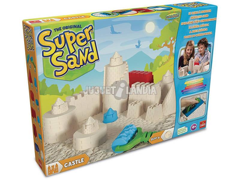 Manualidades Super Sand Castillo Goliath 83219
