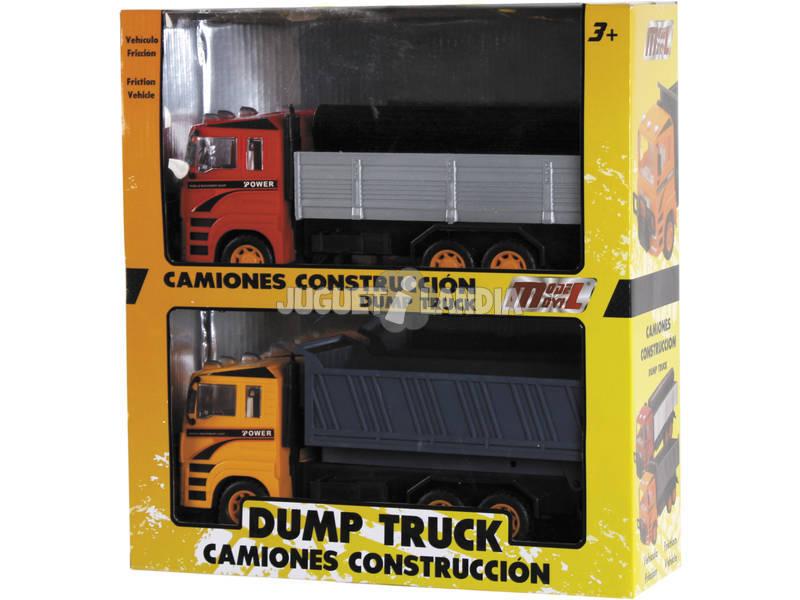 Set 2 Camiões Basculante