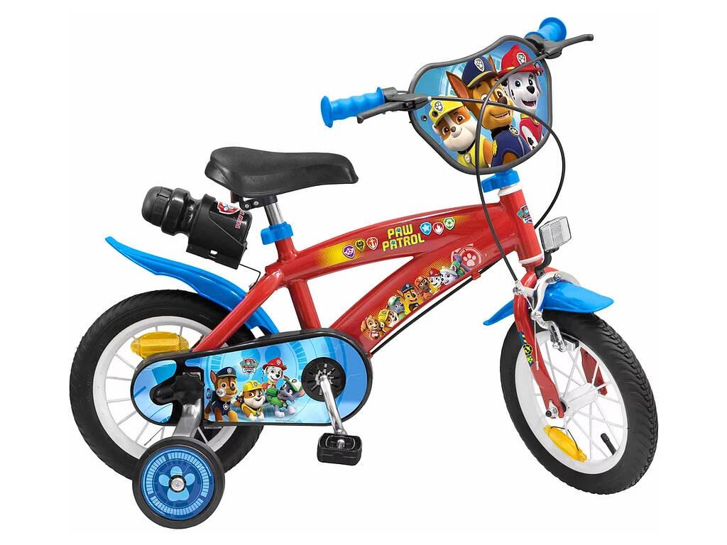 Bicicleta Paw Patrol 12 Toimsa 1272