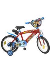 imagen Bicicleta Paw Patrol 16