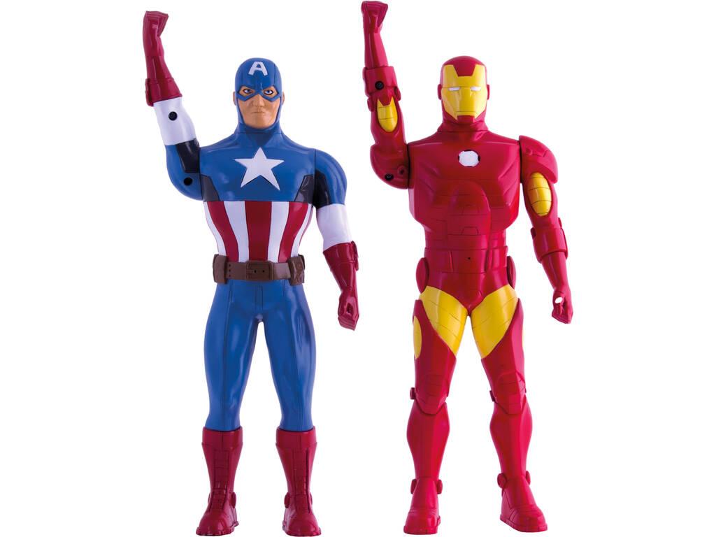 Avengers Walkie Talkie Figura IMC Toys 390133