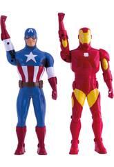 imagen Avengers Walkie Talkie Figura IMC Toys 390133