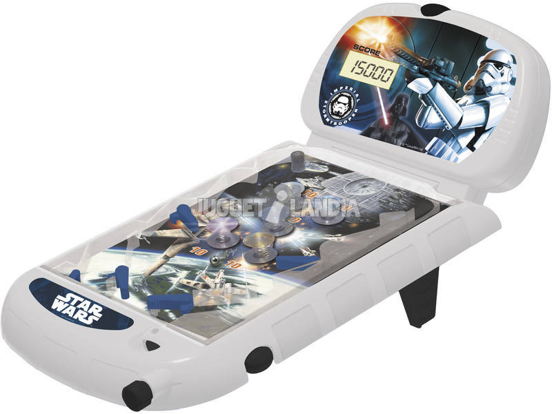 Star Wars Super Pinball