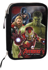Plumier 12 Doble Avengers Age of Ultron