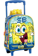 Carro guarderia Bob Esponja Yellow