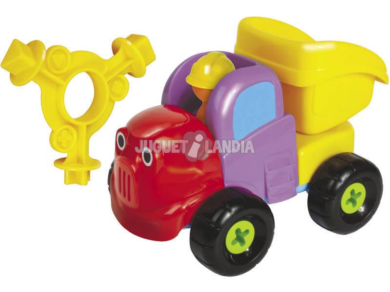 Camião de Brinquedo Basculante