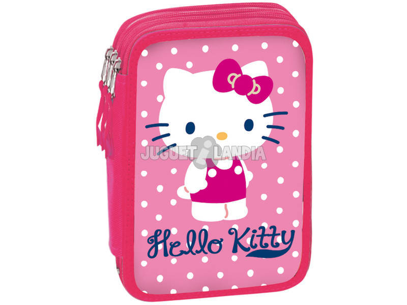 Plumier Triple Hello Kitty