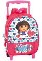 Carro guarderia I Love Dora