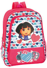 Mochila Infantil I Love Dora
