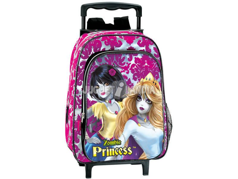 Carro Infantil Princesas Zombie Gothic