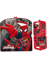 Maletin 40 piezas Spiderman Dark