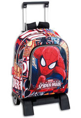 Carro Desmontable Spiderman Ultimate