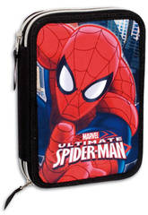 Plumier 12 Doble Spiderman Ultimate