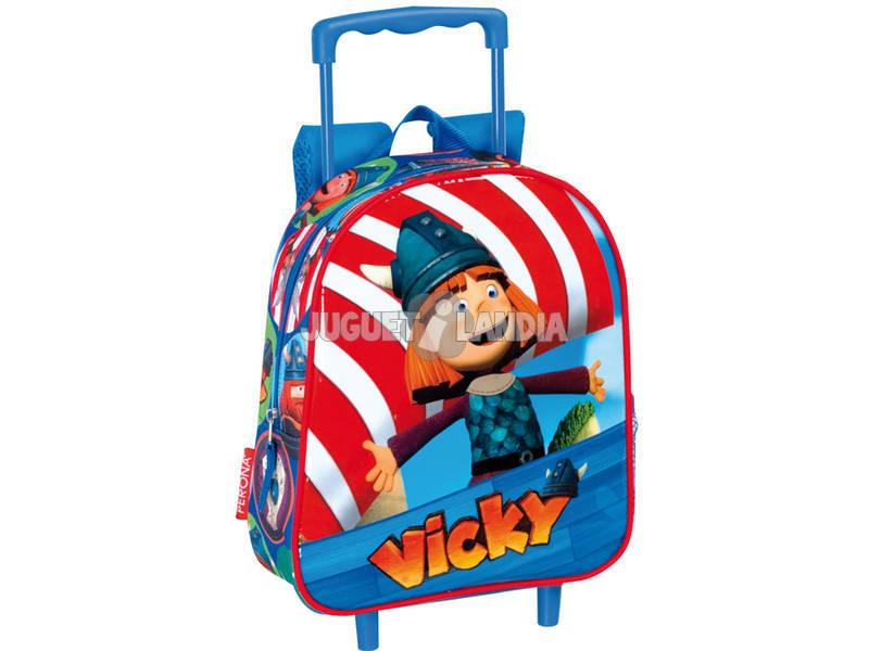 Carro Infantário Vicky Idea