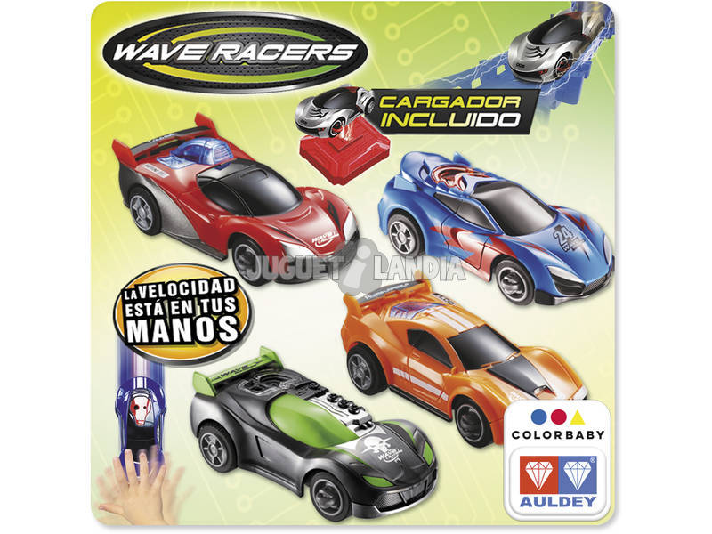 Wave Racers Coches con Cargador