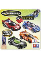 Wave Racers Coches con Cargador