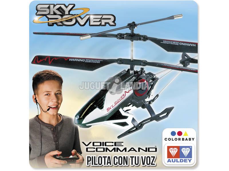 Radio control 24 cm. Helicoptero Control IR Voice