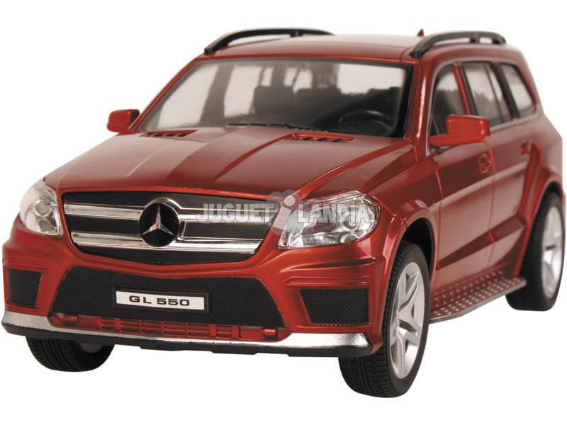 Rádio Controlo 1:18 Mercedes Benz GL