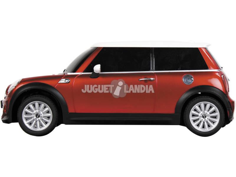 acheter voiture 1 14 t l command e mini cooper juguetilandia. Black Bedroom Furniture Sets. Home Design Ideas