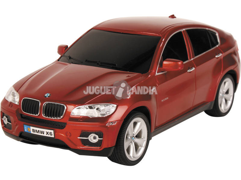 acheter voiture 1 14 t l command e bmw x6 juguetilandia. Black Bedroom Furniture Sets. Home Design Ideas