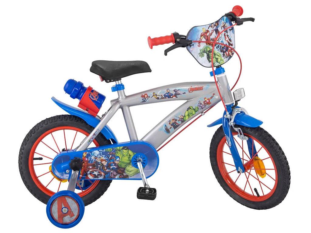 Bicicleta 14 Los Vengadores