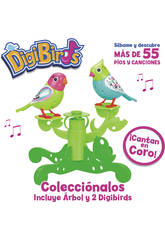 Digibirds Arbre avec Digibirds