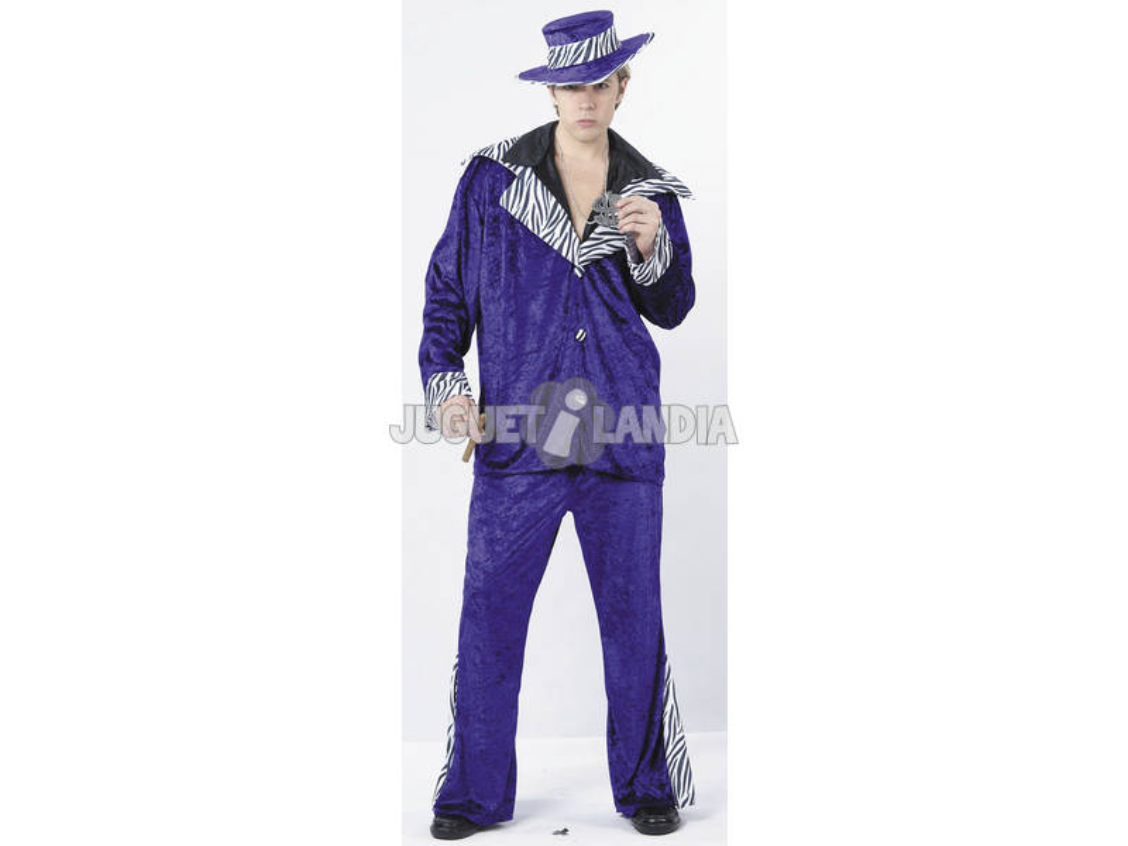 Disfraz Chulo Hombre Talla XL