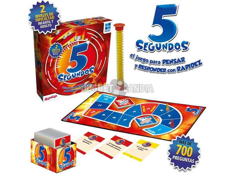 5 Segundos World Brands 678403