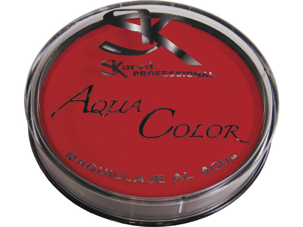 Maquillaje al Agua 25 gr. Rojo