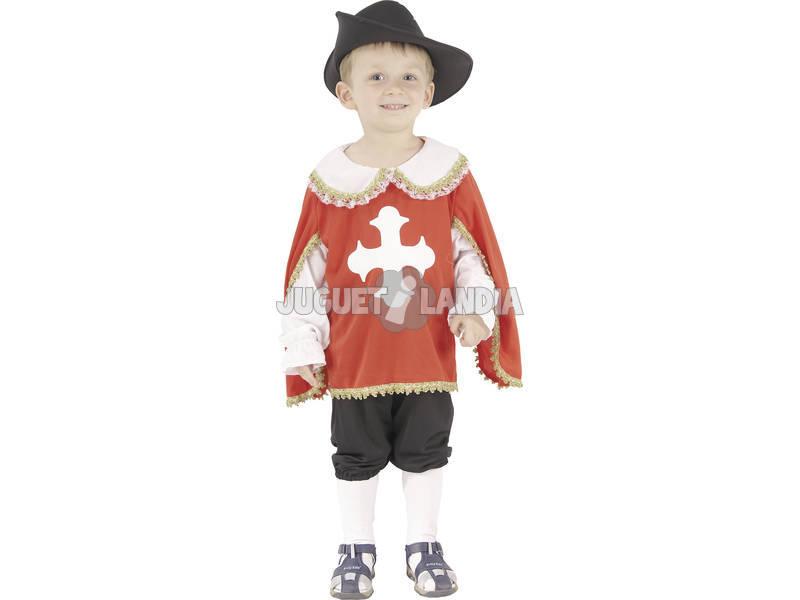 Disfraz Mosquetero Bebé Talla L