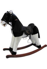 Cavallo A dondolo 67cm. Suoni e Sella da Montare