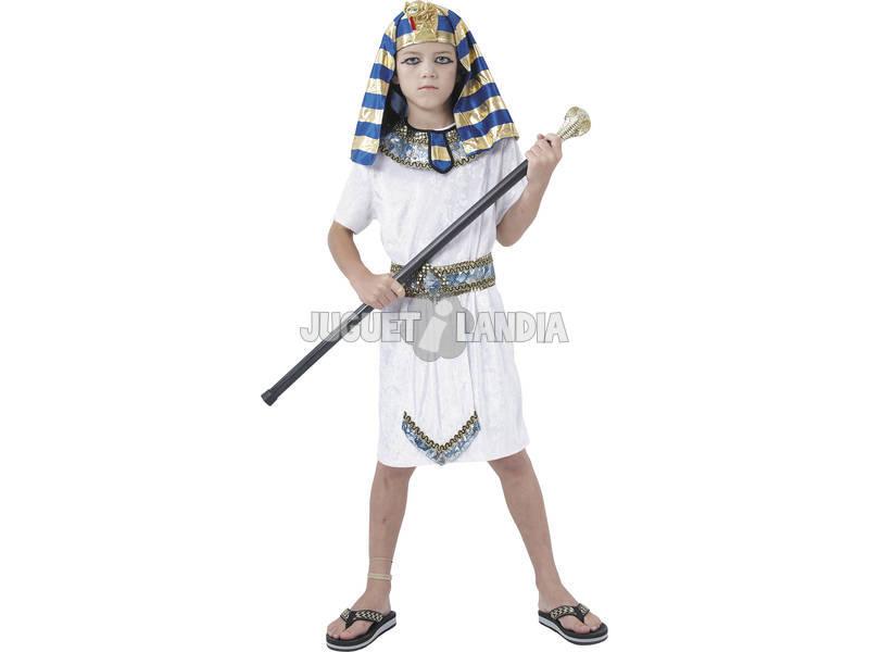 Disfraz Faraón Niños Talla M