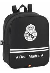 Mochila Guarderia Real Madrid Black
